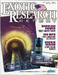 Exotic Research Report April 1999